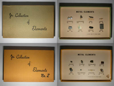 Jr Collection of Elements