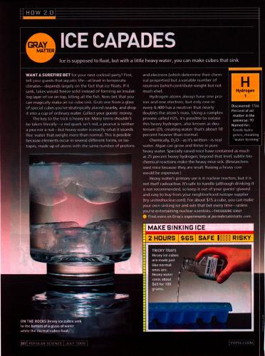 Some Nylon Popular Science 105