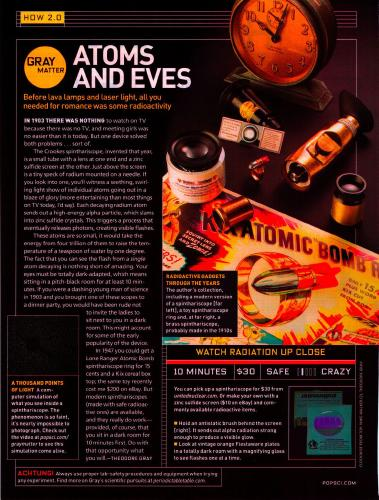 Up Some Nylon Popular Science 108
