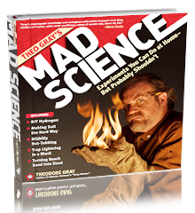 Mad Science cover