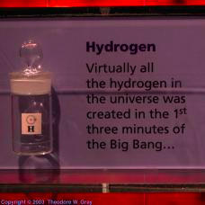 Hydrogen Little bottle