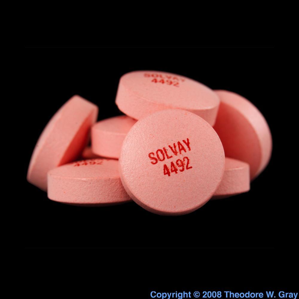 Lithium Medication