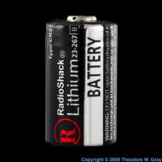 Lithium Larger lithium battery