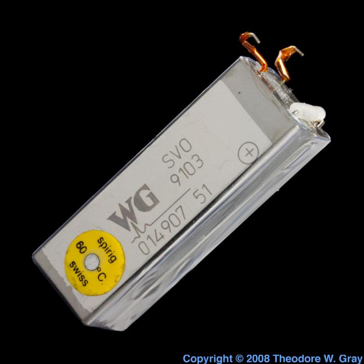 Pacemaker batte... Pacemaker Battery