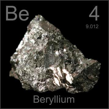 Image result for beryllium