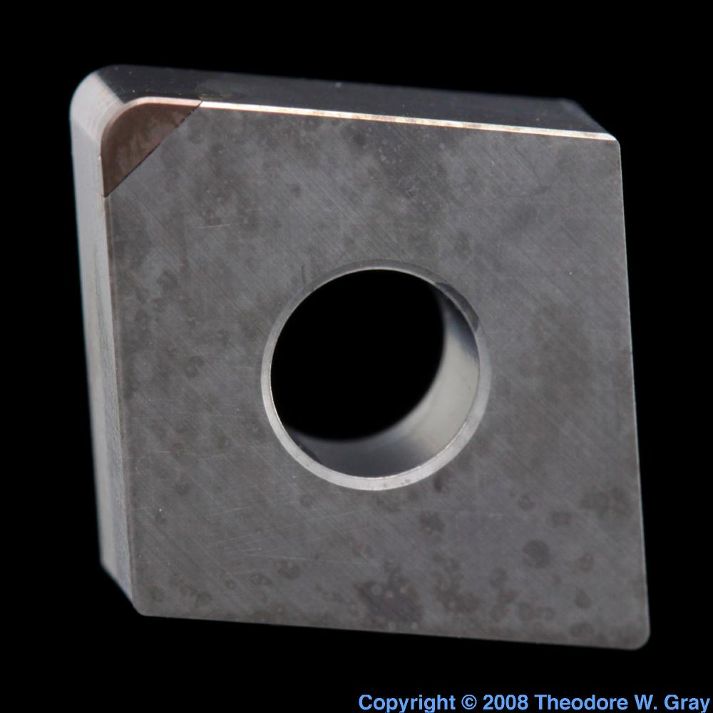 Cubic boron nitride insert a sample of the element boron in the boron cubic boron nitride insert gamestrikefo Choice Image