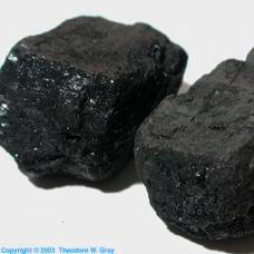 Carbon Anthracite coal