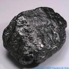 Carbon Native graphite