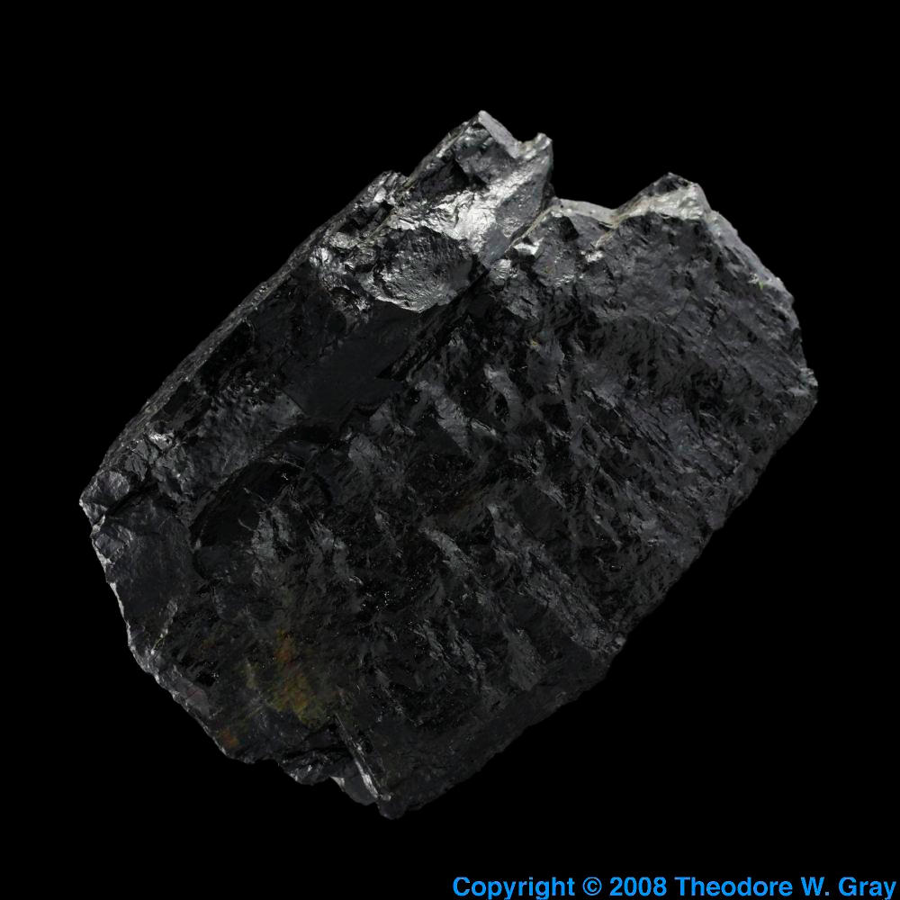 More Anthracite Coal A Sample Of The Element Carbon In