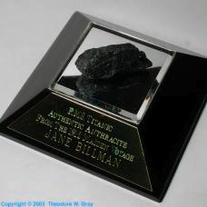 Carbon Titanic coal