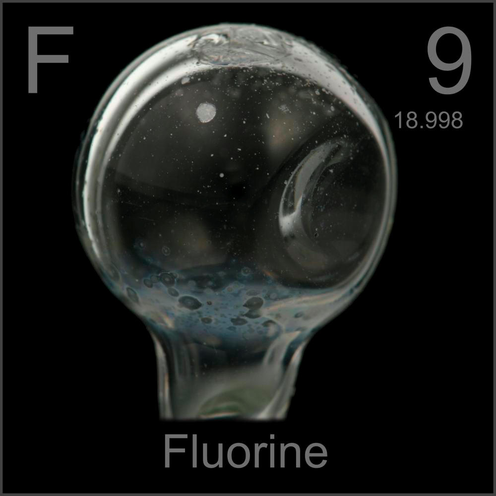Pictures stories and facts about the element fluorine in the pictures stories and facts about the element fluorine in the periodic table urtaz Image collections