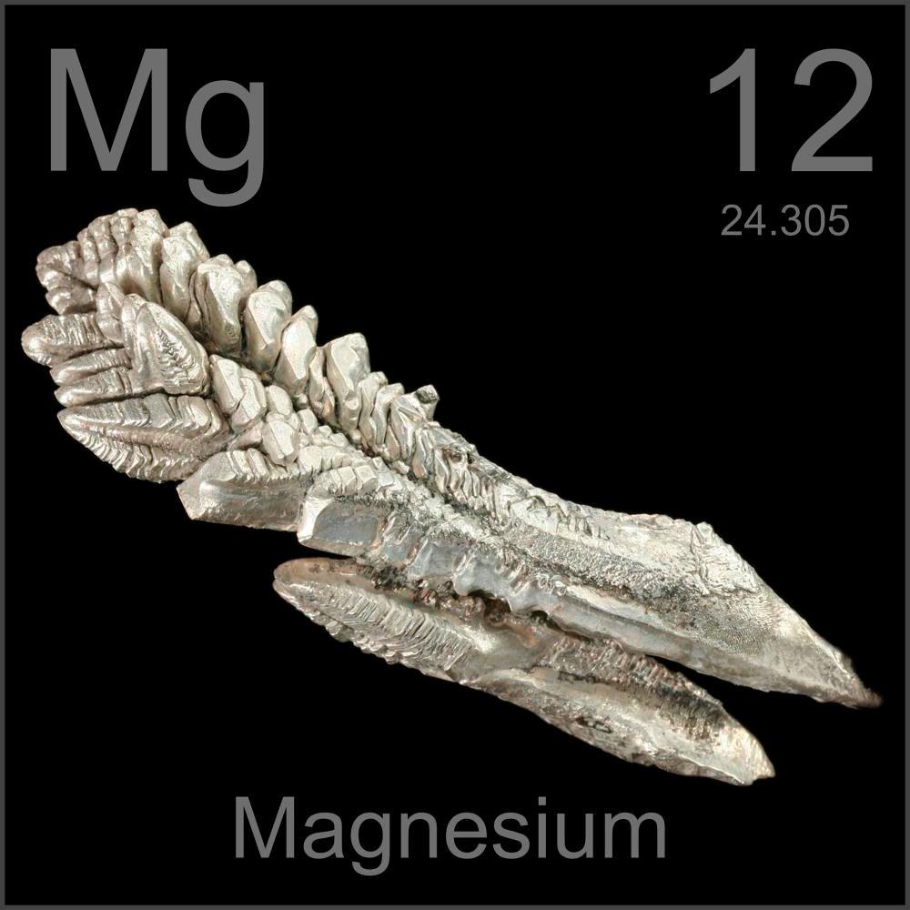 Magnesium Solid At Room Temperature