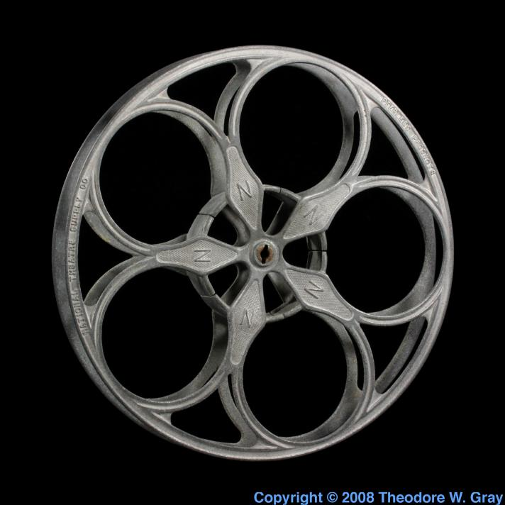 Magnesium Magnesium movie reel