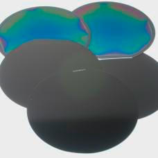Silicon 4 wafers