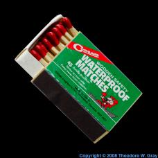 Phosphorus Waterproof matches