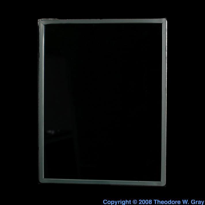Argon Argon-filled double-pane window