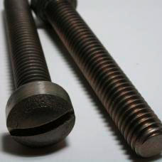 Titanium Titanium machine screws