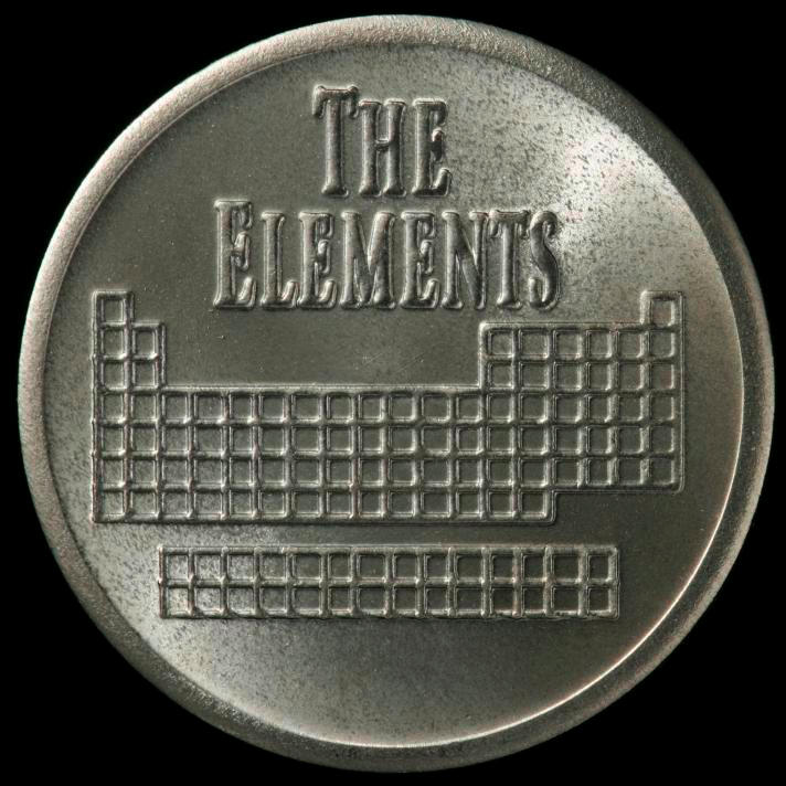 Titanium Element coin