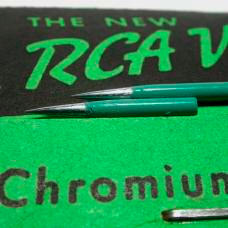 Chromium Phonograph needles