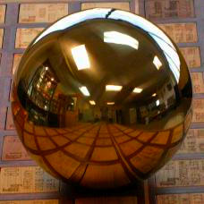 Iron Gazing ball