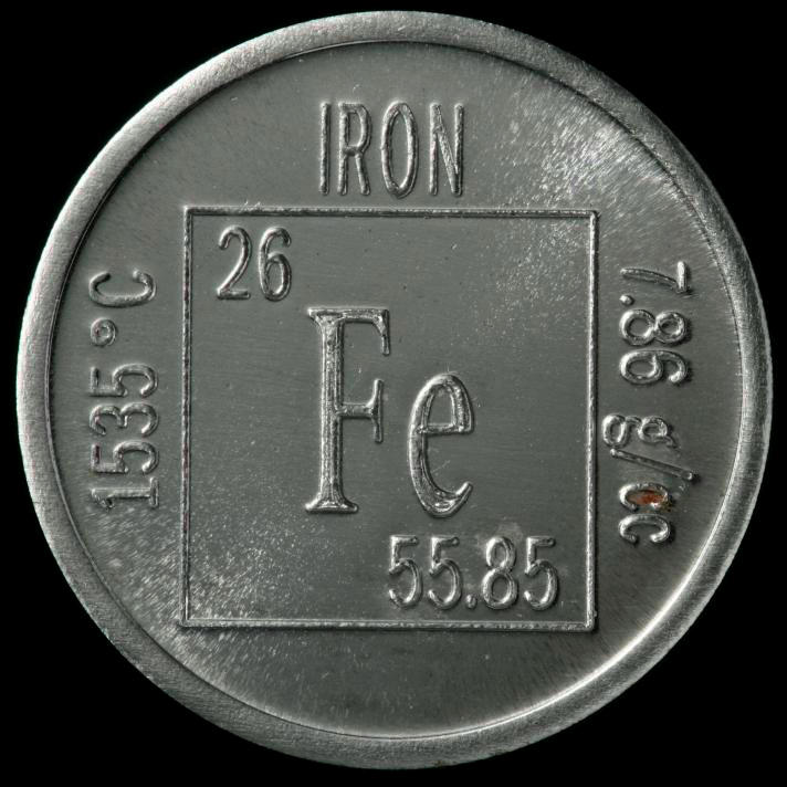 Iron Element coin