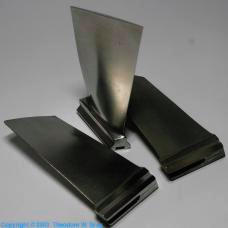 Nickel Turbine blades