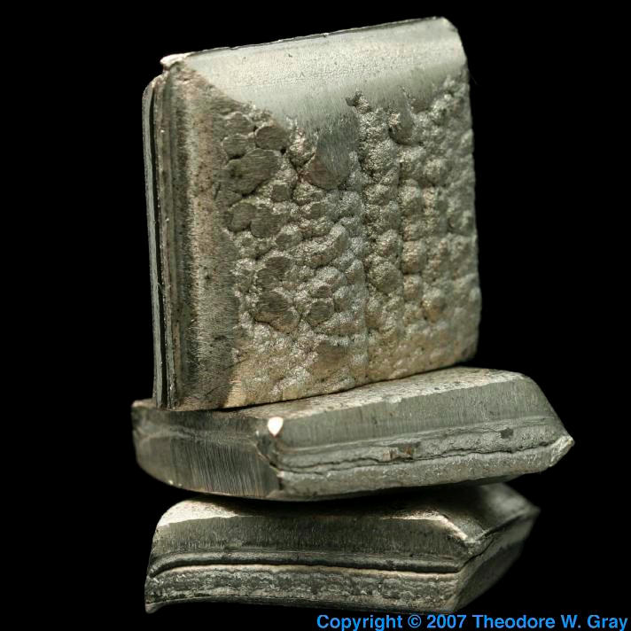 Nickel More Ingots