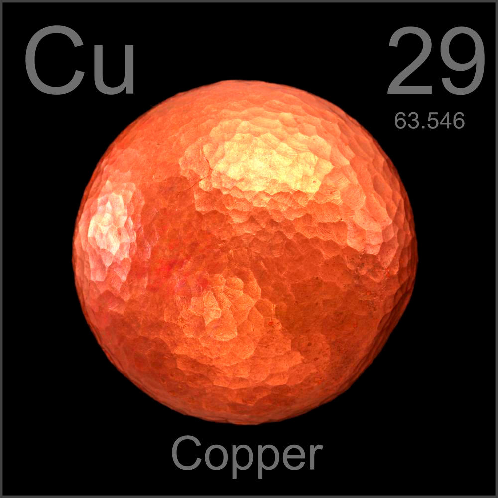 Pictures Stories And Facts About The Element Copper In The
