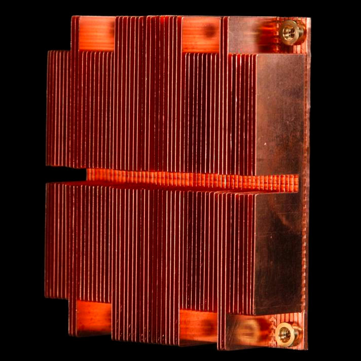 Copper Heat sink