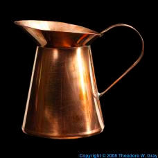 Copper Copper pitcher