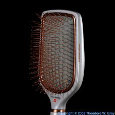 Copper Copper hair brush