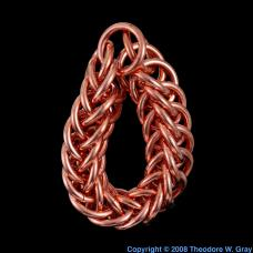 Copper Lovely copper chain