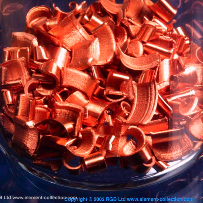 Copper Sample from the RGB Set