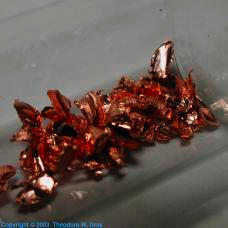 Copper Sample from the Everest Set