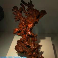 Copper Native copper nugget