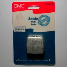Zinc Outboard motor anode
