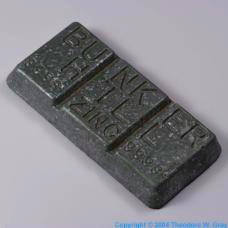 Zinc Pretty little ingot