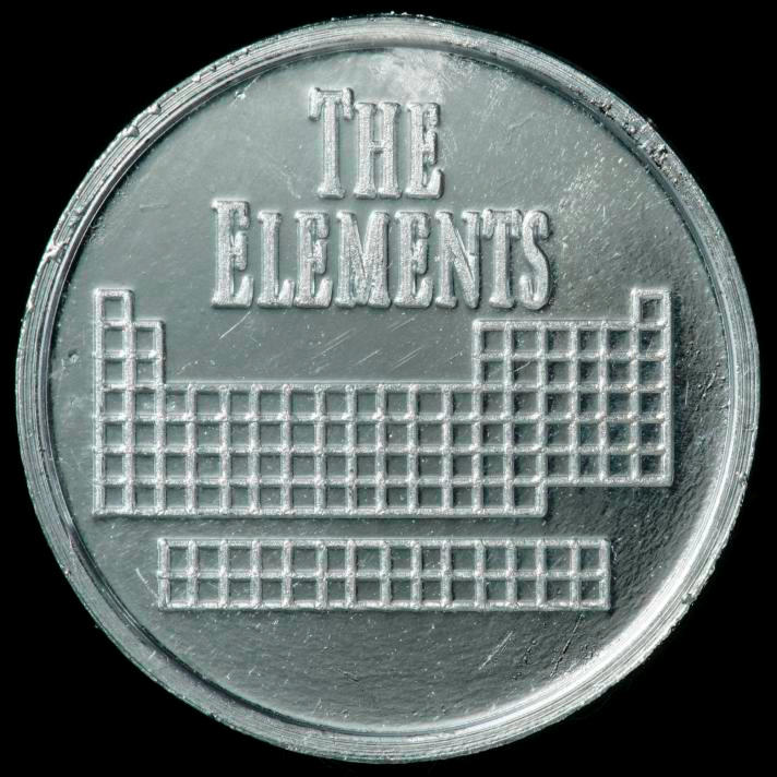 Gallium Element coin