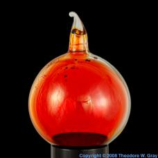 Bromine Bromine x-mass tree ornament