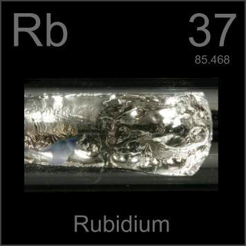 Rubidium Density At Room Temperature