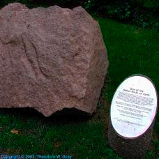 Rubidium Rock dated by rubidium decay