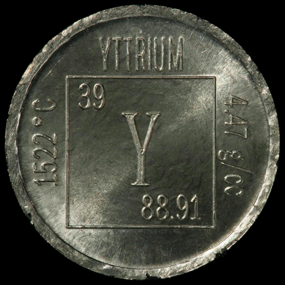 Pictures Stories And Facts About The Element Yttrium In The