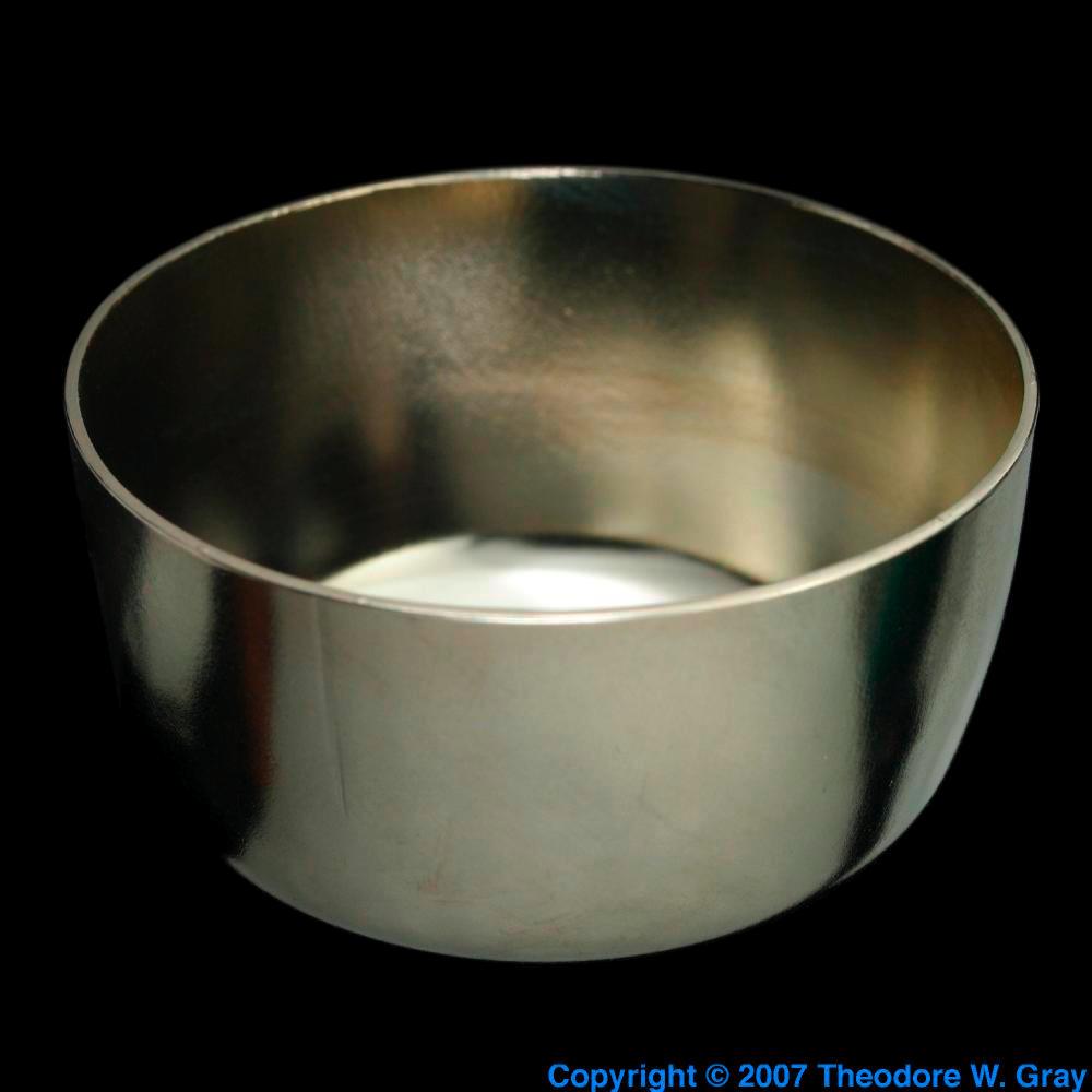 25ml zirconium crucible a sample of the element zirconium in the zirconium 25ml zirconium crucible urtaz Gallery