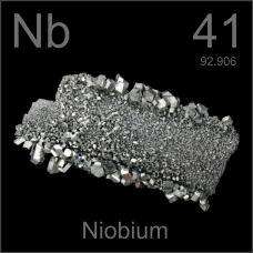 Niobium Crystal ribbon