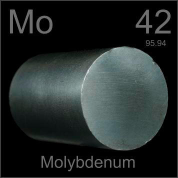 Pictures Stories And Facts About The Element Molybdenum In The