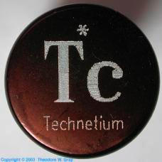 Technetium Sample from the Everest Set