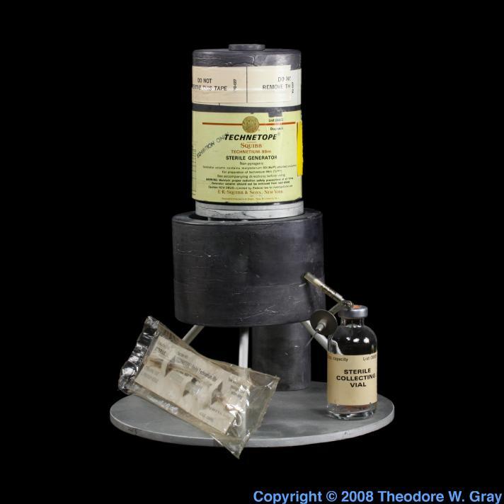 Technetium Technetium generator