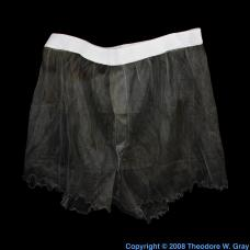 Silver Silver lining shorts