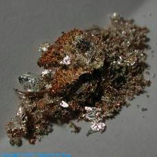 Silver Precipitated crystalline silver