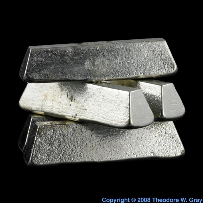 Sample Of The Element Tin In The Periodic Table
